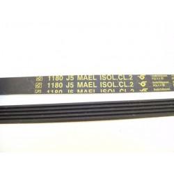 1180 J5 MAEL courroie HUTCHINSON pour lave linge