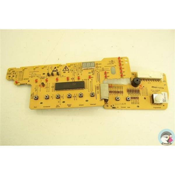 bosch siemens wfp3300ff 01 n 176 46 programmateur d occasion pour lave linge