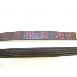 1250 J5 MA courroie HUTCHINSON pour lave linge