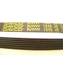 EL 1245 J6 courroie DAYCO pour lave linge