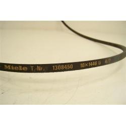 10X1446 1308450 Courroie MIELE lave linge