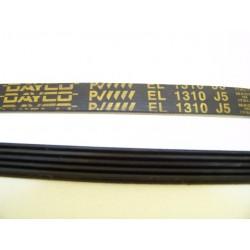 EL 1310 J5 courroie DAYCO pour lave linge