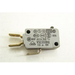 Switch V5C010BG WHIRLPOOL n°6 pour four a micro-ondes
