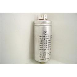 1752280 MIELE N°72 condensateur 12µF de sèche linge