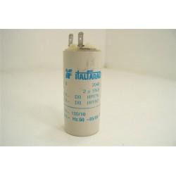51X9162 BRANDT SLC848-D/DF N°73 condensateur 2µF de sèche linge