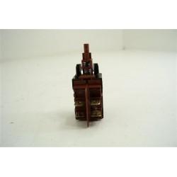 33914 INDESIT WIT60FR n°182 interrupteur de lave linge