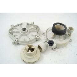 5011731 MPE31-62 MIELE n°13 tête de pompe de cyclage pour lave vaisselle