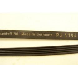 PJ 1194 OPTIBELT courroie pour lave linge