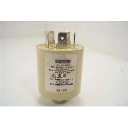 ARISTON AV1246TFR N°148 Antiparasite 0.15µF 10A lave linge