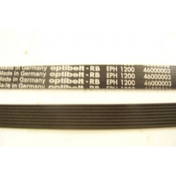 46000003 EPH 1200 OPTIBELT courroie pour lave linge