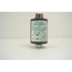 3561831516 ARTHUR MARTIN AWF13480W N°150 Antiparasite 0.47µF 10A lave linge