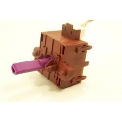 41036615 HOOVER CANDY n°187 sélecteur de programme lave linge