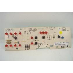 31X9591 SAUTER BRANDT VIP10B n°103 carte de visualisation pour lave vaisselle