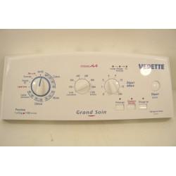 52X2576 BRANDT VLT4115-FG/G N°116 bandeau pour lave linge