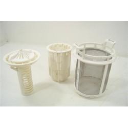 693410304 SMEG LSA614G n°71 filtre pour lave vaisselle