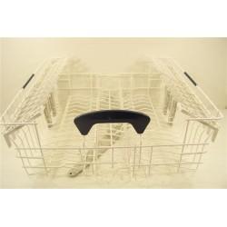 91750812 CANDY CDE705A n°1 panier supérieur pour lave vaisselle