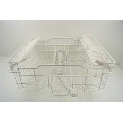 691410451 SMEG LSA614G N°24 panier supérieur pour lave vaisselle