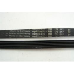 EPJ 1197 OPTIBELT 481235818161 courroie pour lave linge