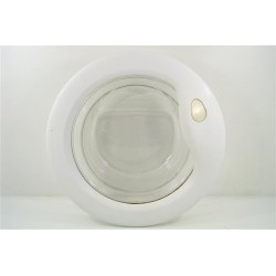 41014003 CANDY CWD146 n°8 porte pour lave linge