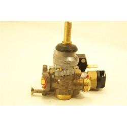 C00061967 SCHOLTES TF66S n°57 robinet triple couronne + inter pour plaque de cuisson gaz