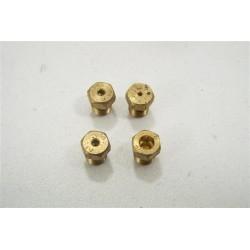 C00097849 SCHOLTES TF66S n°3 injecteur gaz bouteille butane