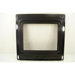 C00077449 INDESIT K2C10M n°11 Contreporte + vitre interieur pour four