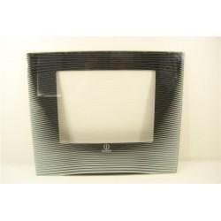 C00082169 INDESIT K2C10M n°10 verre porte 413 X 493 MM pour four