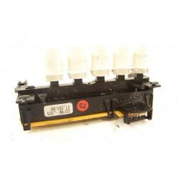 55X5360 BRANDT OPALE956E n°60 sélecteur de touches pour lave linge