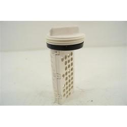91670813 CANDY HV616 n°80 filtre de vidange pour lave linge