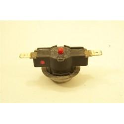 57X0459 BRANDT SEF85 n°95 thermostat de sécurité réarmable pour sèche linge