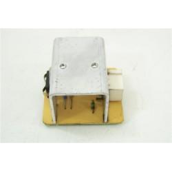 00058789 BOSCH WD61200FF n°16 module de puissance triac pour lave linge