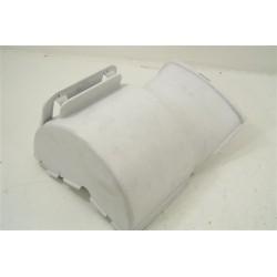 C00113878 INDESIT IDCAG35BFR n°11 couvercle de ventilateur pour sèche linge