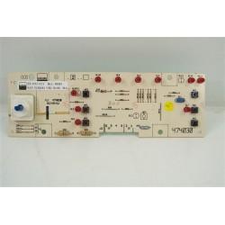 31X8481 BRANDT LIA407N/B n°112 carte de visualisation pour lave vaisselle
