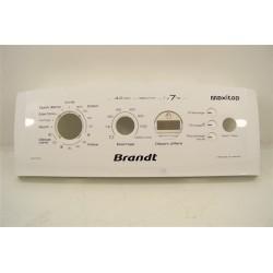 52X5759 BRANDT MAXI1369F/05 N°135 bandeau pour lave linge