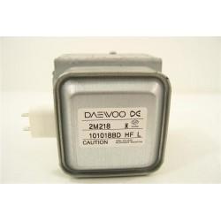 DAEWOO KOR6L65 n°10 magnétron 2M218 pour four micro-ondes