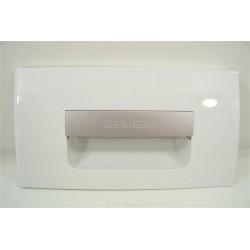00641052 SIEMENS WD12D560FF/07 N°137 façade de boite à produit de lave linge