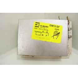 ARISTON AV1045TFR n°137 module de puissance pour lave linge