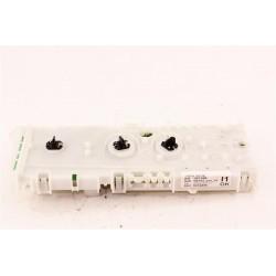 52X5598 VEDETTE VLT4116-F/01 n°207 programmateur pour lave linge