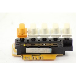 3699033 MIELE T560C n°108 clavier d'interrupteur pour sèche linge