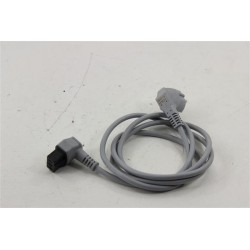 00645033 BOSCH SMS41E02EU/01 N°19 câble d'alimentation pour lave vaisselle