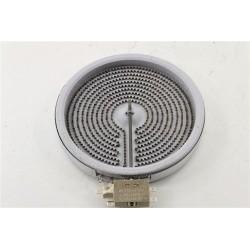 3740636216 FAURE FVM640F n°20 foyer 1800W D180mm pour plaque vitrocéramique