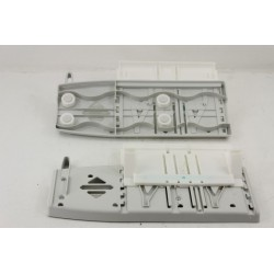32X2594 BRANDT DFH625 N°47 roulette pour panier supérieur pour lave vaisselle