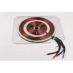 481010623410 WHIRLPOOL ACM 787/NE n°73 foyer D27.1cm pour plaque induction