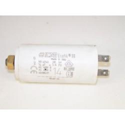 SIDEX 14µF n°8 condensateur lave linge