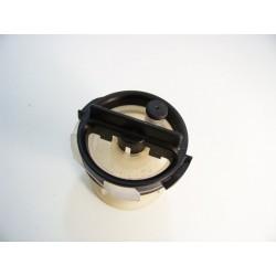 BRANDT VB830T n°6 filtre de vidange pour lave linge