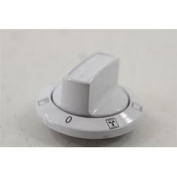 250315141 BEKO CSE67101GW n°61 bouton commutateur de four pour plaque électrique