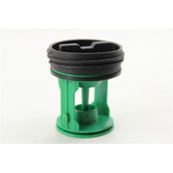 55X3376 BRANDT STV1130 n°34 filtre de vidange pour lave linge