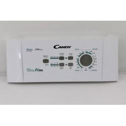 46006208 CANDY CTF1266-47 N°177 bandeau pour lave linge