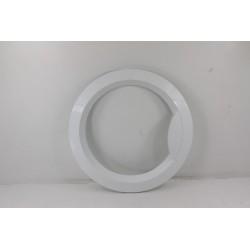 AS0025580 PROLINE PFL510W-F n°128 cadre avant de hublot pour lave linge
