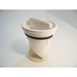 WHIRLPOOL AWM 209 n°22 filtre de vidange pour lave linge